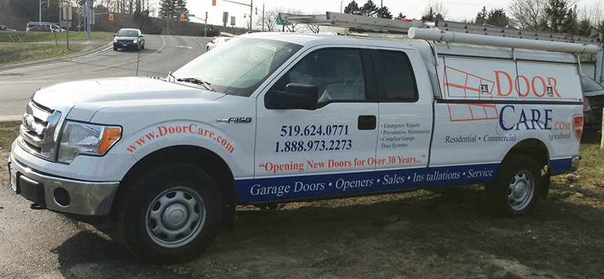 Emergency Repairs, Preventative Maintenance, Complete Garge Door Systems. Contact us 519 624 0771 or toll free 1 888 973 2273 Door Care